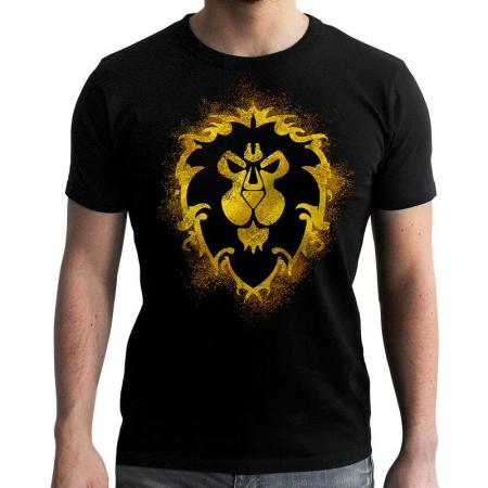 Abystyle World of Warcraft T-Shirt - Alliance, L