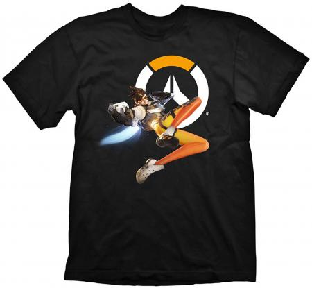 Gaya Overwatch T-Shirt - Tracer Hero XXL