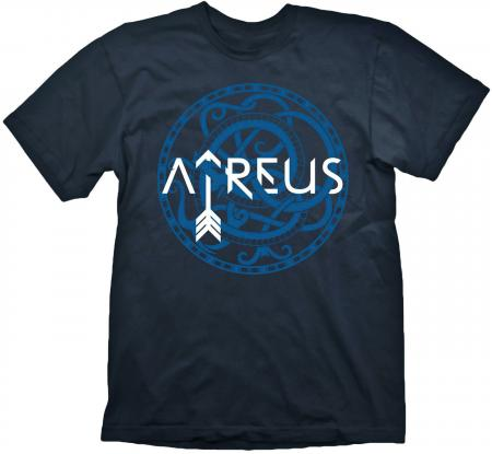 Gaya God of War T-Shirt - Atreus Symbol L