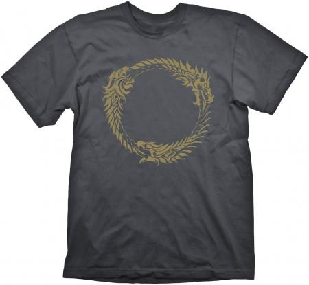 Gaya The Elder Scrolls T-Shirt - Ouroboros XXL