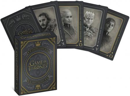Dark Horse Deluxe: Game of Thrones Playing Cards