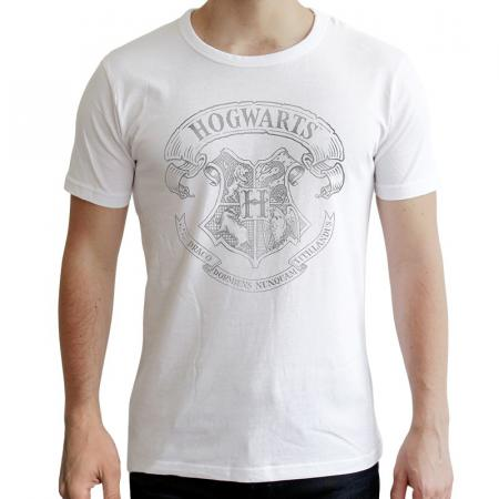 Abystyle Harry Potter T-Shirt - Hogwarts, L