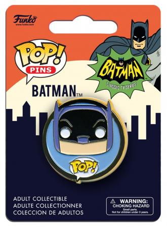Funko POP! Pins: DC: 1966 Batman
