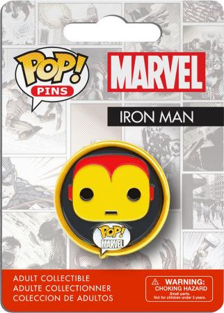Funko POP! Pins: Marvel: Iron Man