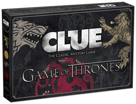 Winning Moves: Cluedo - Game of Thrones (27410)