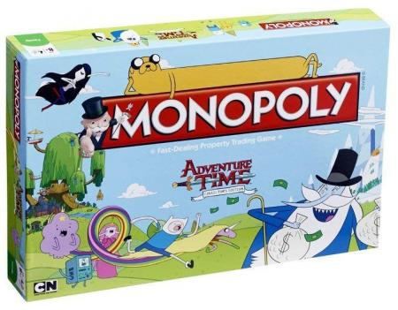 Winning Moves Monopoly - Adventure Time (21487)