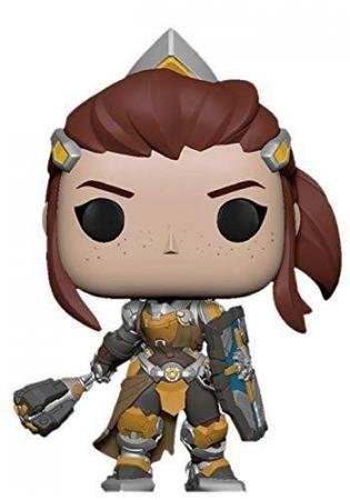 Funko POP! Games: Overwatch: Brigitte (37429)