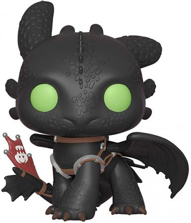 Funko POP! Movies: How To Train Your Dragon - Toothless (36355)