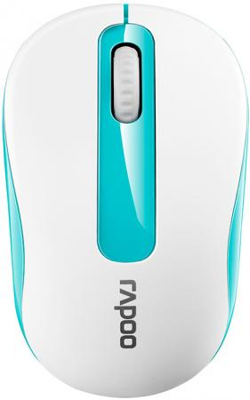 Rapoo Wireless Optical Mouse Blue (M10)