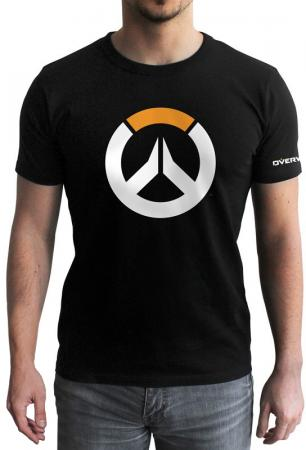 Abystyle Overwatch T-Shirt - Logo, XL